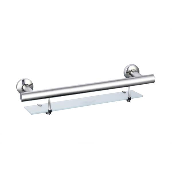 Evacare Shower Shelf with Grab Rail