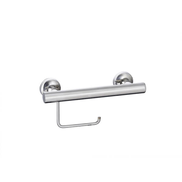 Evacare Toilet Roll Holder and Grab Rail
