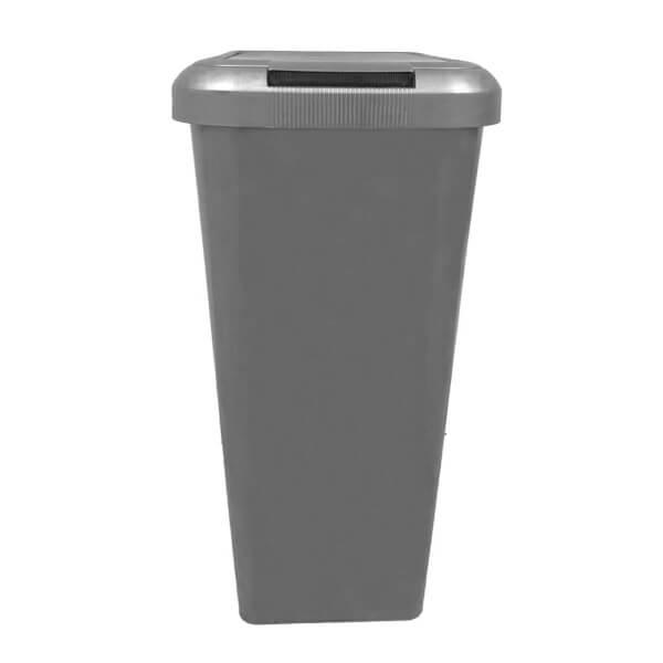 45L Touch & Lift Bin - Dark Grey Lid