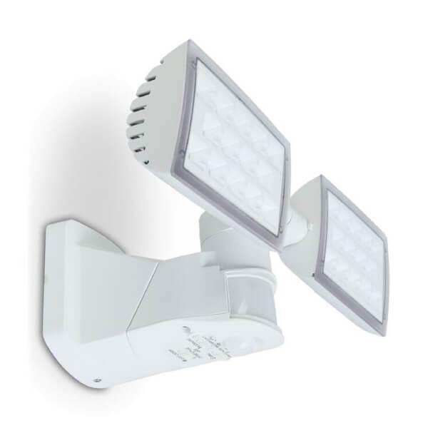 Lutec Peri 32W LED PIR Wall Light