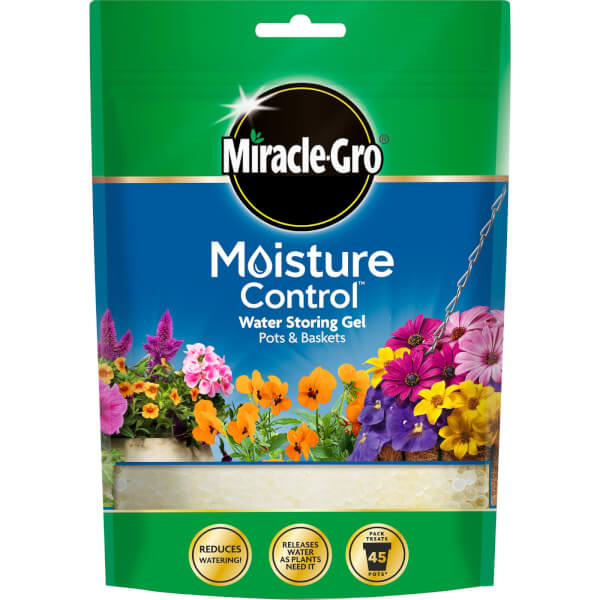 Miracle-Gro Moisture Control Water Storing Gel - 225g