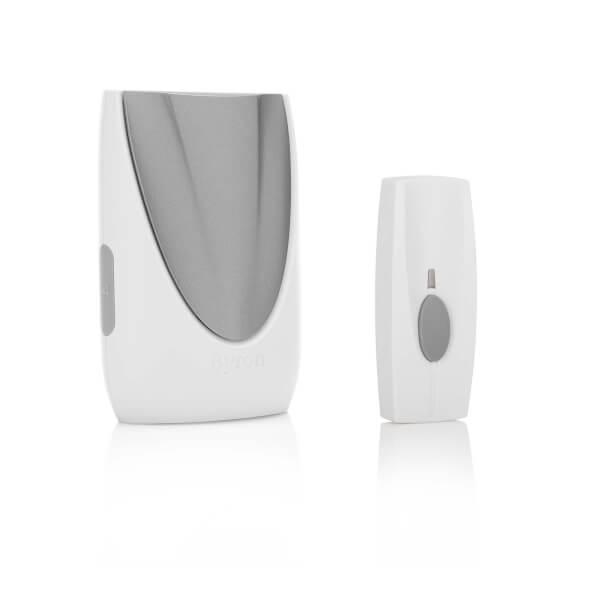 Byron BY216 Wireless Plug-In Door Chime Kit