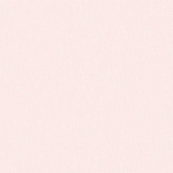 Grandeco Painterly Plain Pink Wallpaper