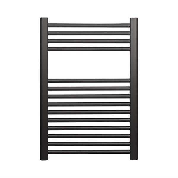 Straight Ladder Towel Rail - 500 x 750mm - Anthracite