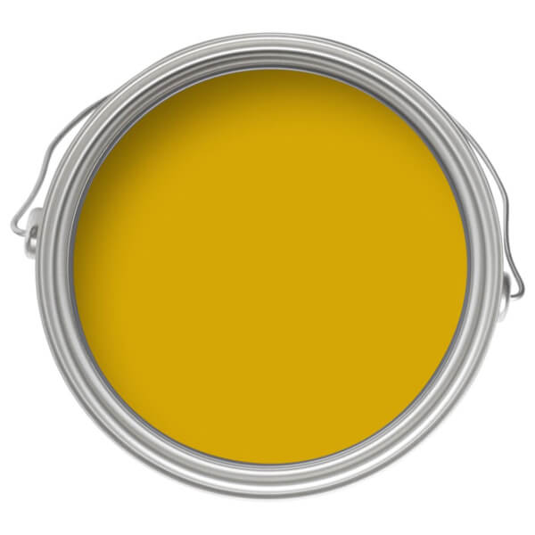 Farrow & Ball Estate No.66 India Yellow - Matt Emulsion Paint - 2.5L