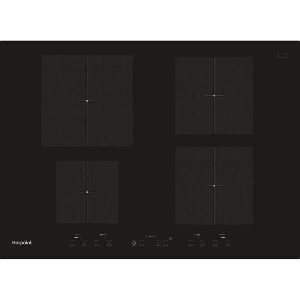 Hotpoint CID 740 B Induction Hob - 70cm - Black