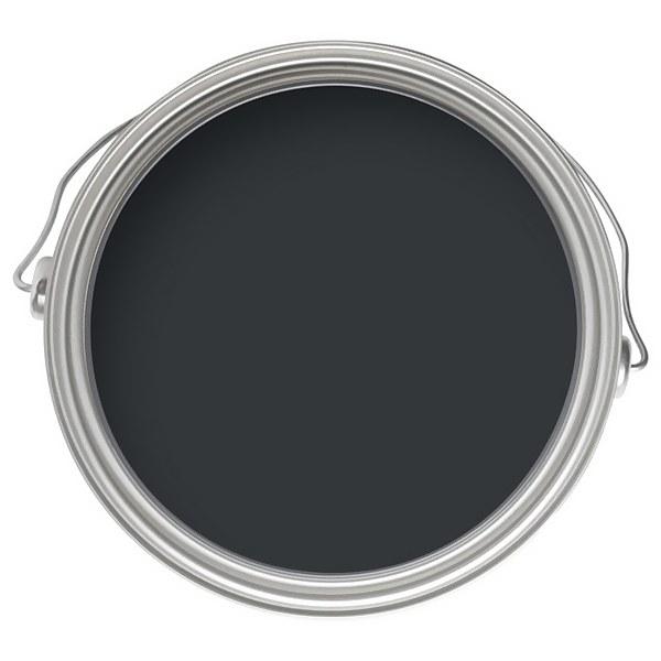 Farrow & Ball Eco No.57 Off-Black - Exterior Matt Masonry Paint - 5L