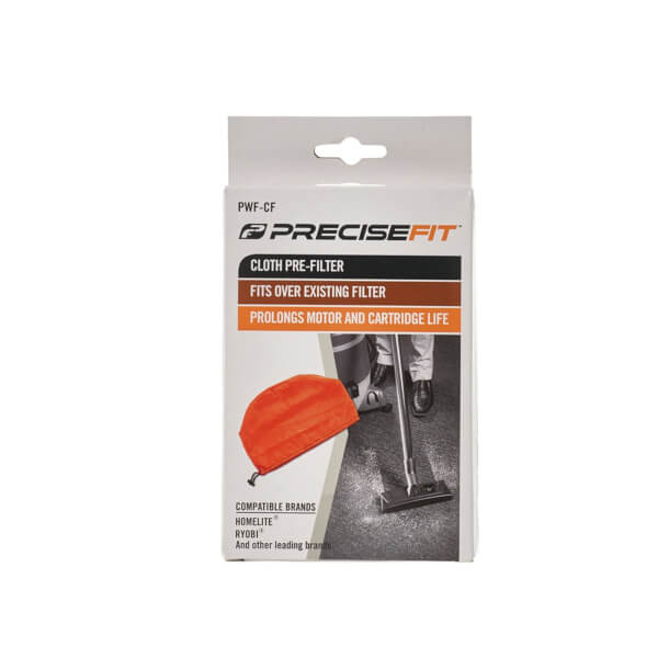 PreciseFit Cloth Filter PWF-CF