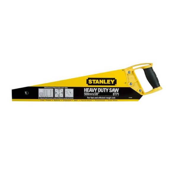 Stanley Heavy Duty Saw - 20in
