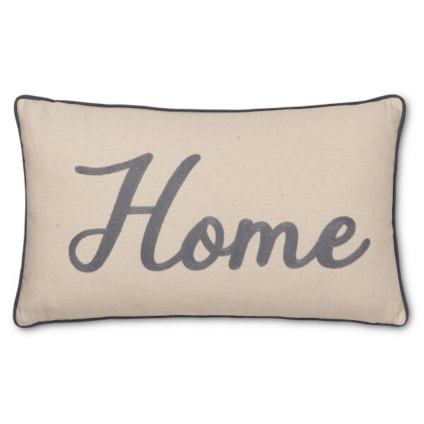Home Cushion - Grey