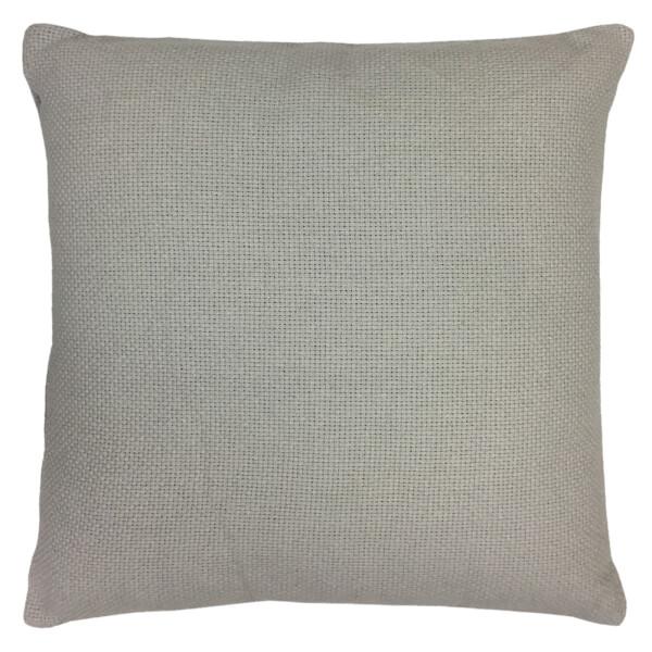 Textured Cushion - Light Grey