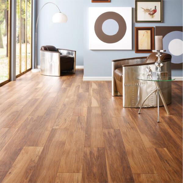 Conniston Hickory Laminate Flooring, Grey Laminate Flooring Homebase