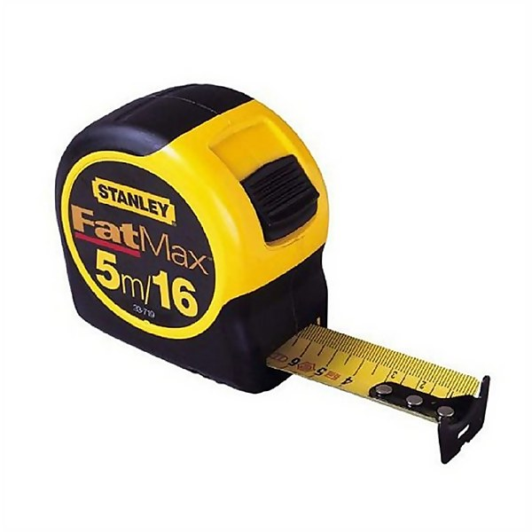 Stanley Fatmax Tape Measure - 5m