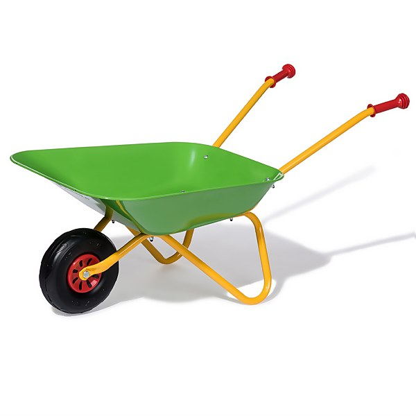 Child's CAT Metal Wheelbarrow