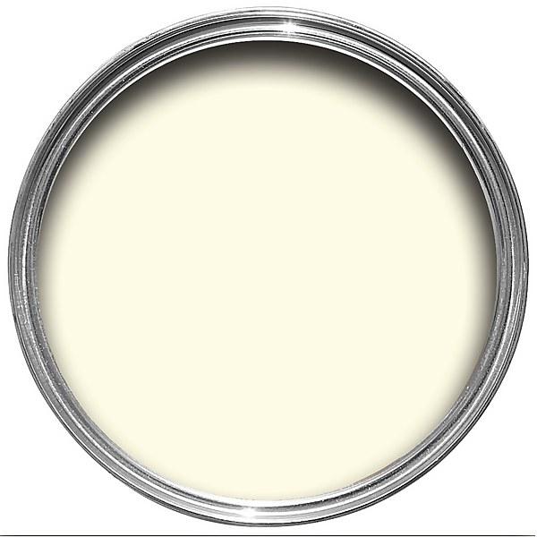 Farrow & Ball NHM Estate Emulsion Paint  No. W1 Snow White - 2.5L