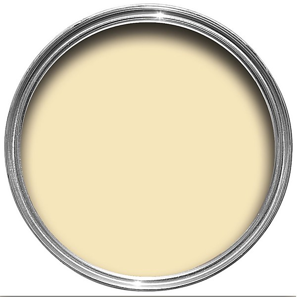 Farrow & Ball NHM Modern Emulsion Paint  No. W5 Orange Coloured White - 2.5L