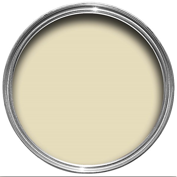 Farrow & Ball NHM Modern Emulsion Paint  No. W7 Skimmed Milk White - 2.5L