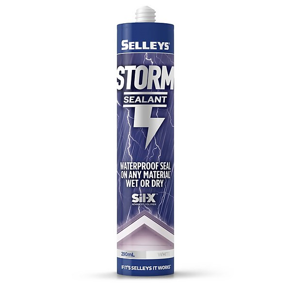 Storm Sealant - White - 290ml