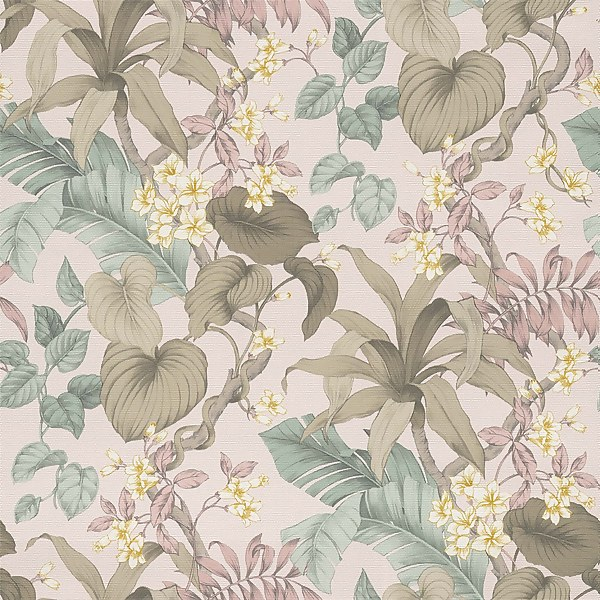 Grandeco Boutique Clarence Vesoule Pink Wallpaper