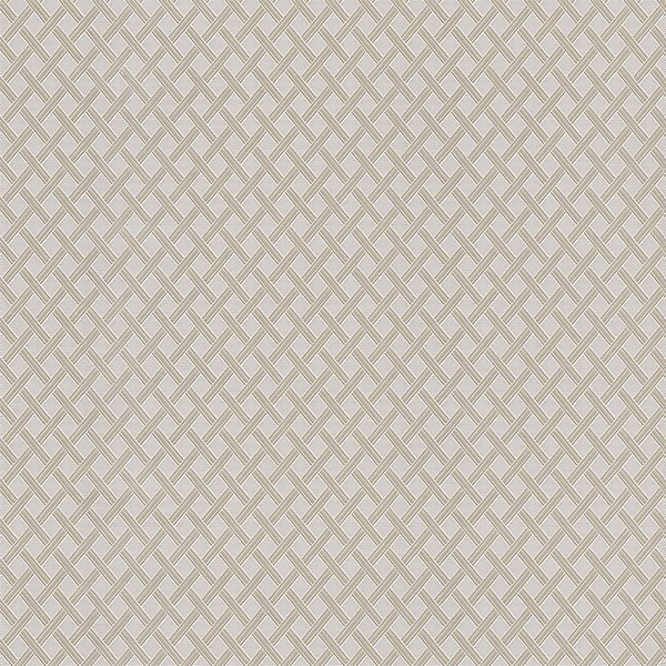 Grandeco Boutique Clarence Roanne Cream Wallpaper