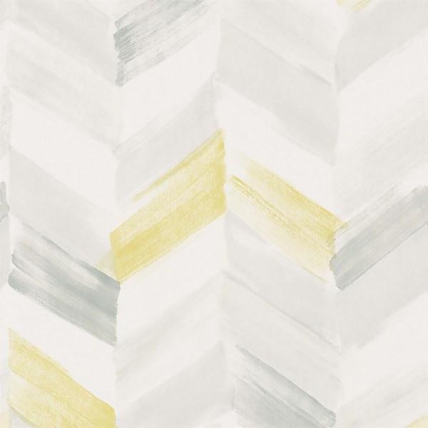 GrandecoLife Inspiration Wall Betti Yellow Wallpaper