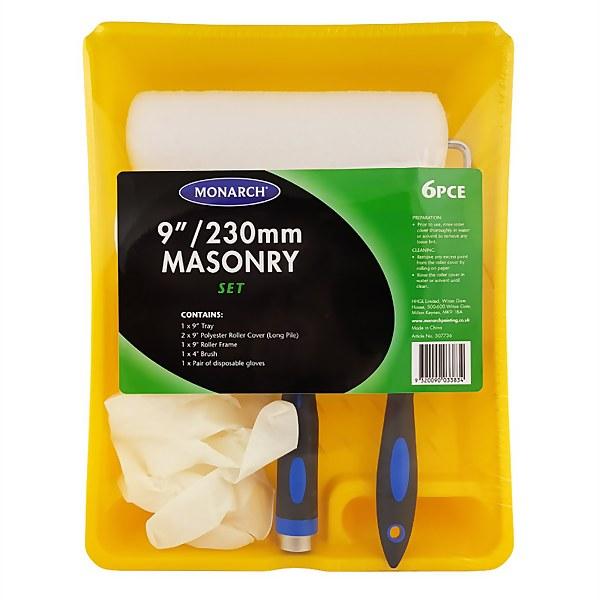 Monarch Masonry Kit 9