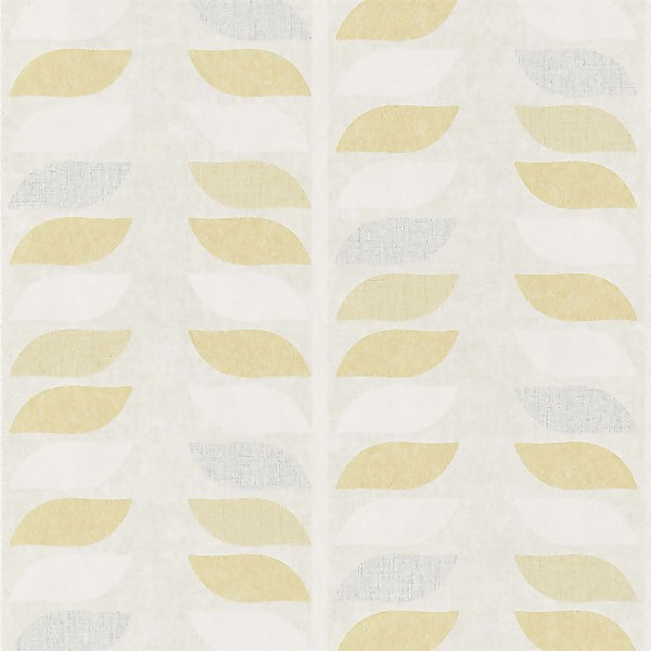 GrandecoLife Inspiration Wall Meron Yellow Wallpaper
