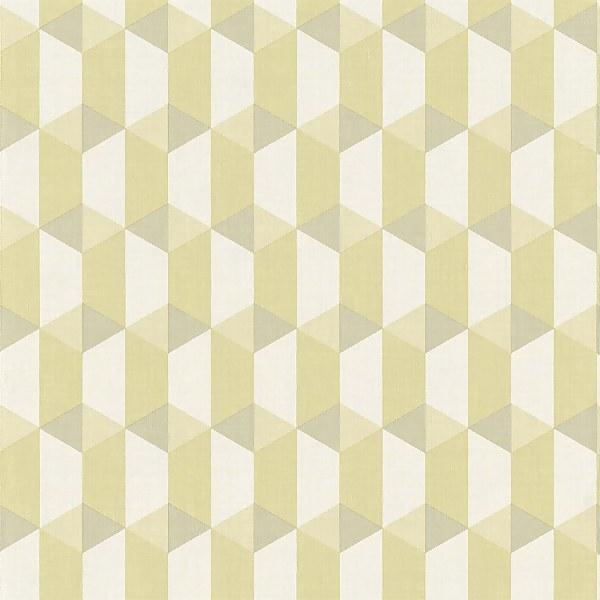 GrandecoLife Inspiration Wall Celia Yellow Wallpaper