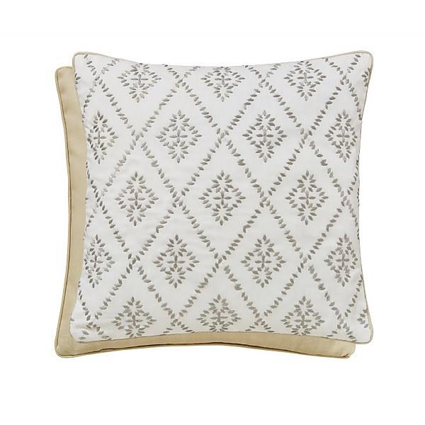 Sanderson Home Sundial Cushion 40x40cm - Grey