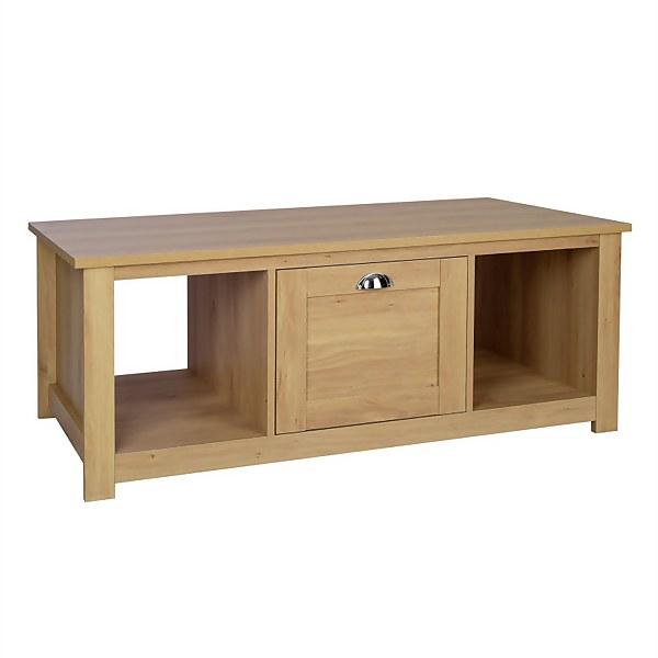 Marcy Coffee Table - Oak