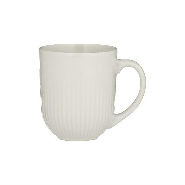 Mason Cash Linear Mug White