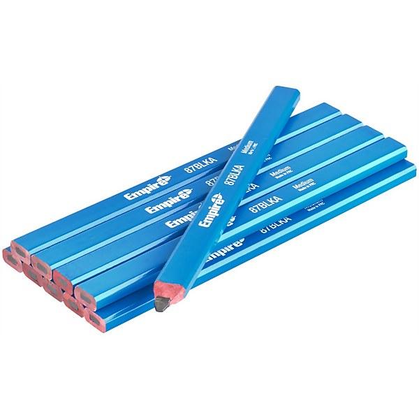 Empire Carpenters Pencil - 10 Pack