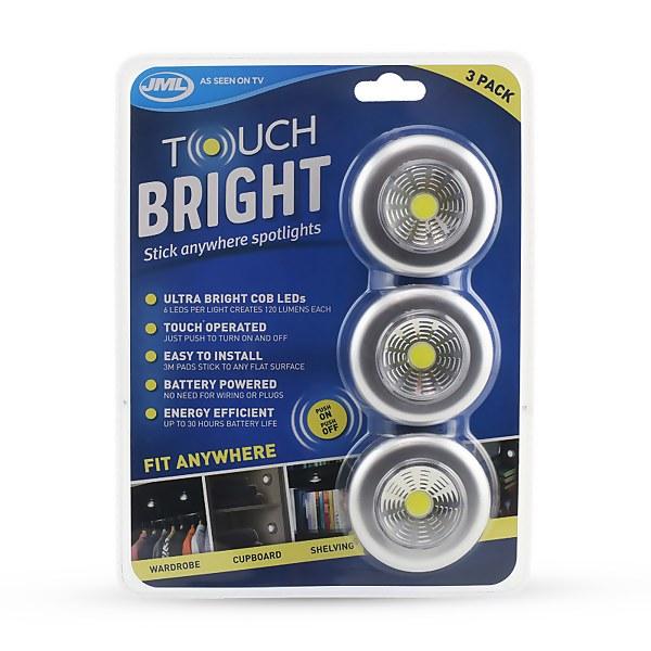 Jml Touch Bright Cob Lights