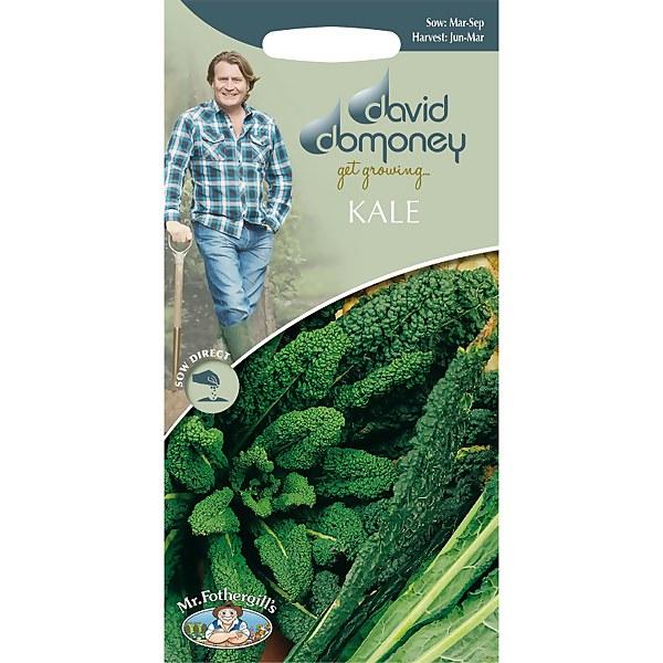 David Domoney Kale Seeds