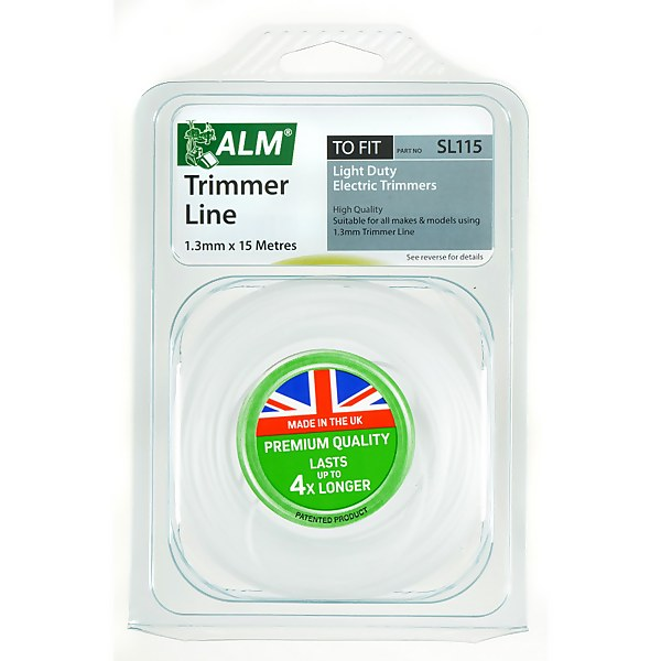 ALM 1.3mm x 15m Grass Trimmer Line