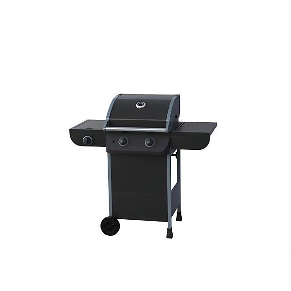 Texas Nimbus 2 Burner Gas BBQ