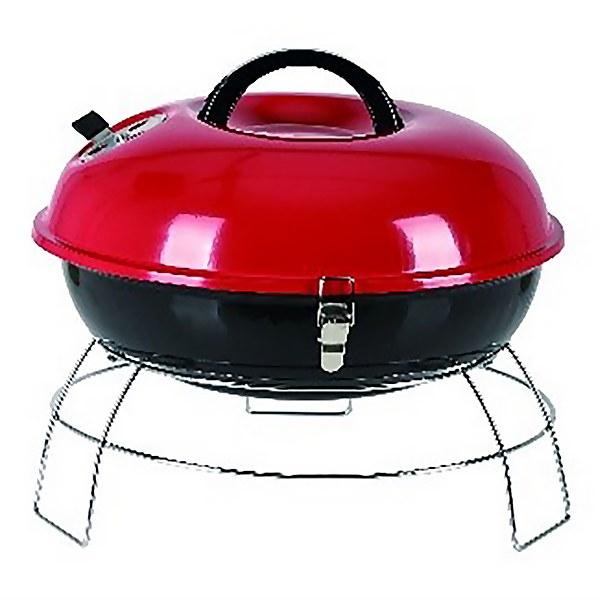 Texas Round Portable BBQ