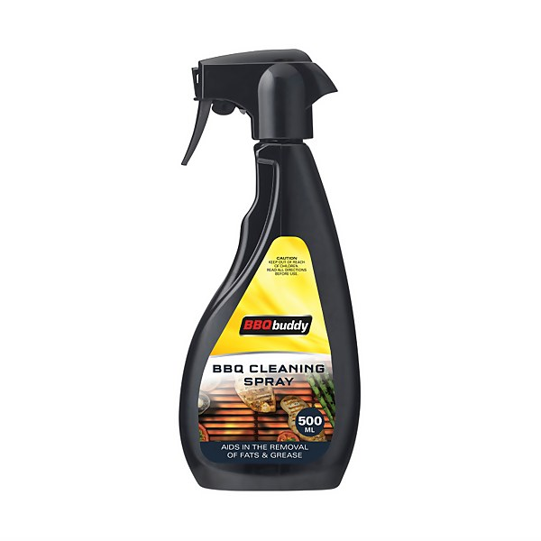 BBQ Buddy BBQ Cleaning Trigger Spray 1L
