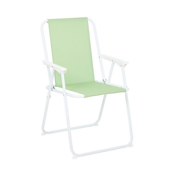 Homebase Bahari Picnic Chair - Green