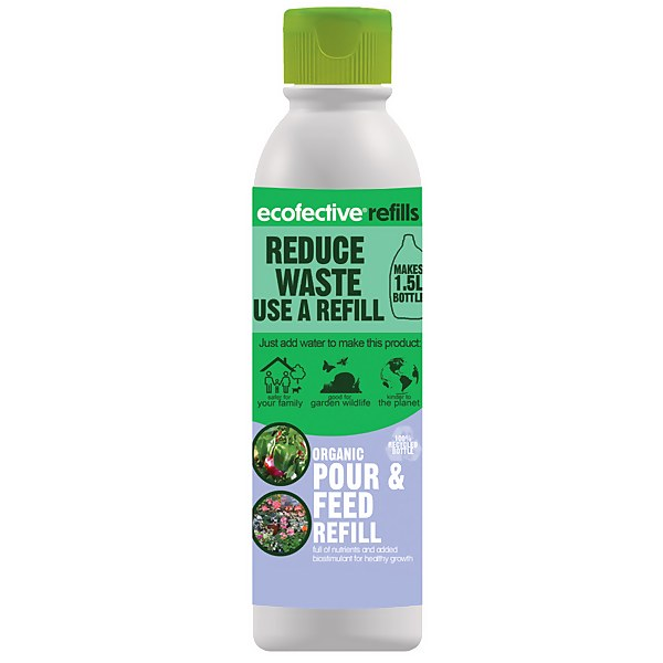 Ecofective Organic Pourfeed 200ml Refill