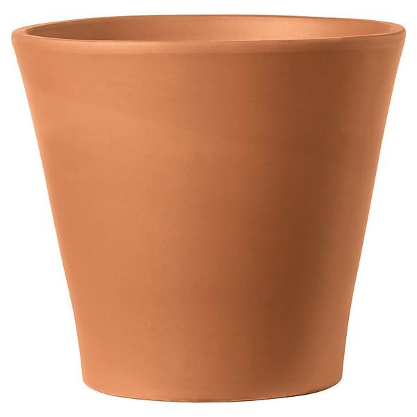 Vaso Cono Red Clay Planter 31cm