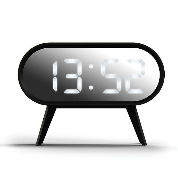 Space Hotel LED Alarm Clock