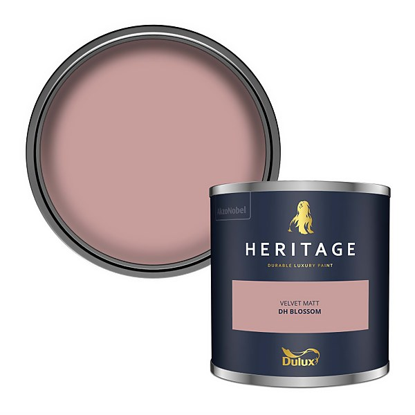 Dulux Heritage Colour Tester - DH Blossom - 125ml