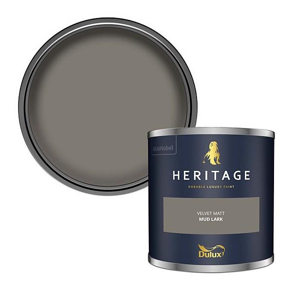 Dulux Heritage Colour Tester - Mud Lark - 125ml