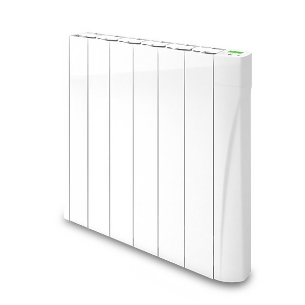 TCP Wall Mounted Smart Wi-Fi Oil Filled Radiator 750W - White