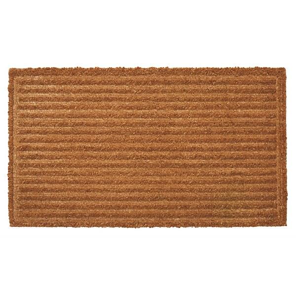 Pressed Coir Doormat 40 x 70cm