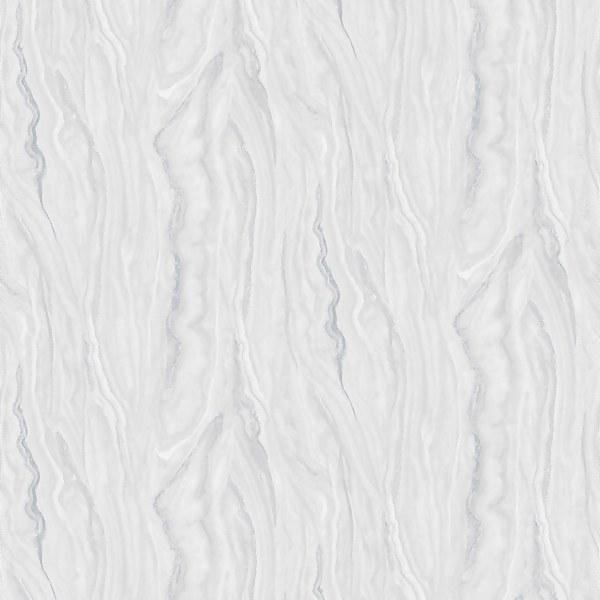 Elle Decoration Marble Silver Grey Wallpaper