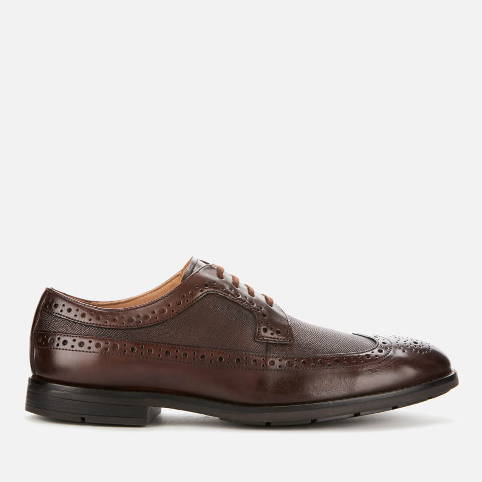 Clarks Mens Ronnie Limit Brogues