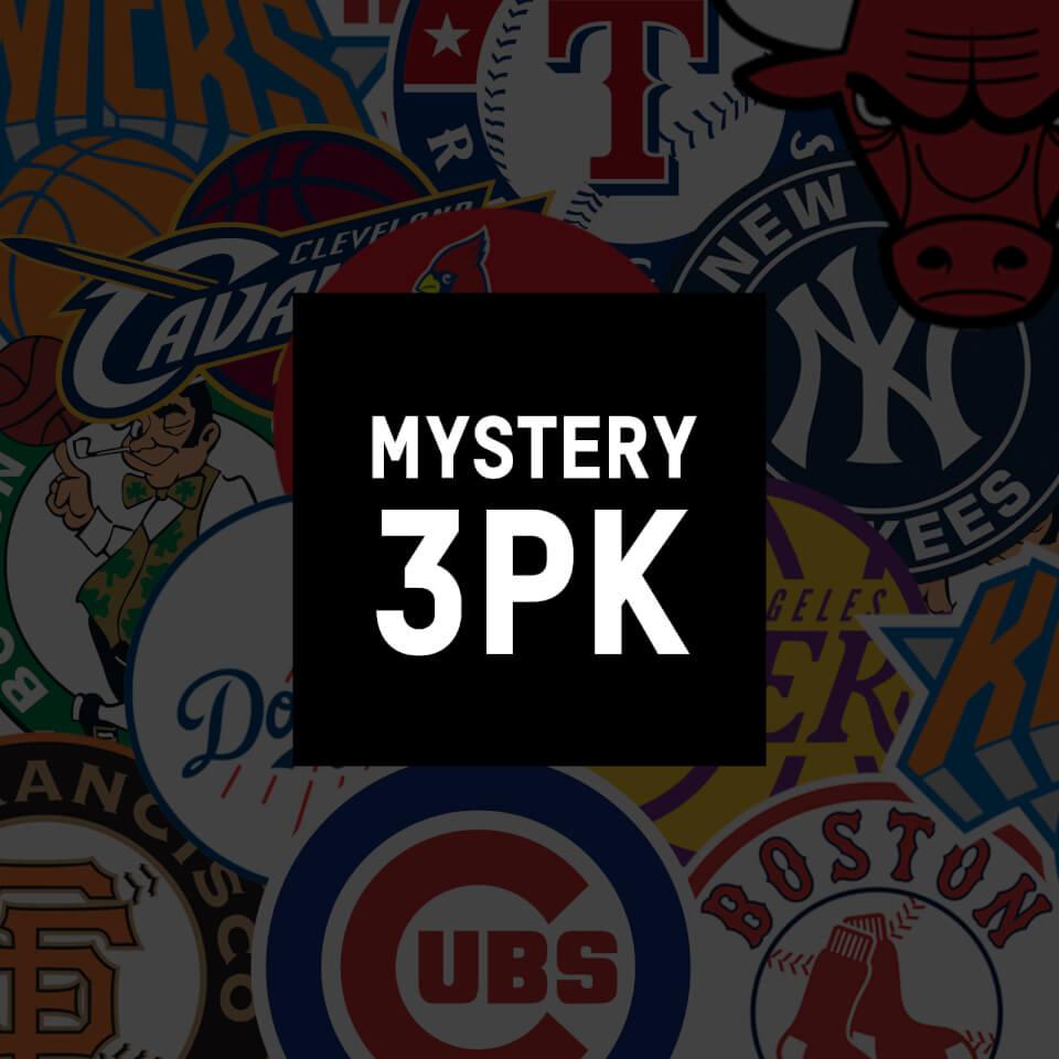 Pack 3 Camisetas American Sports