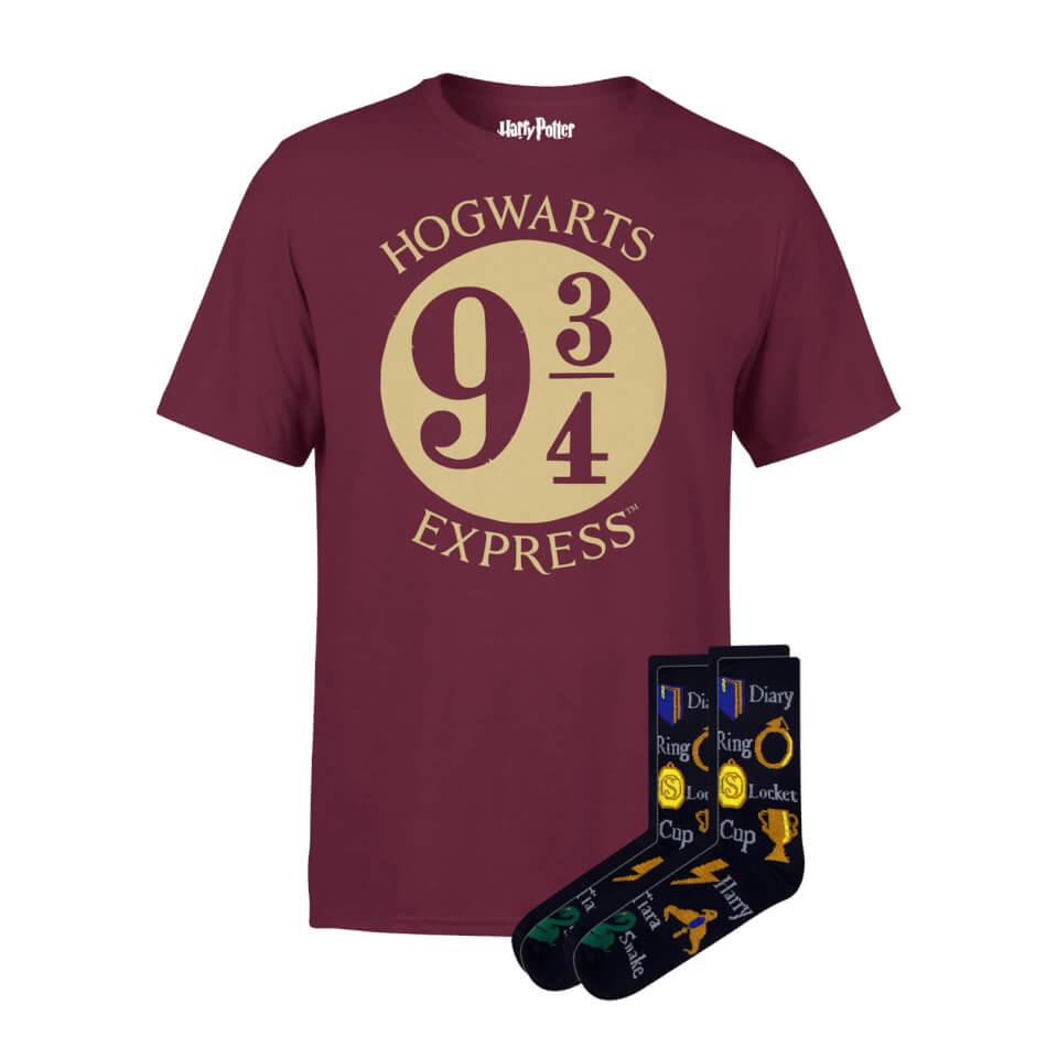 Camiseta y calcetines Harry Potter con envío Gratis